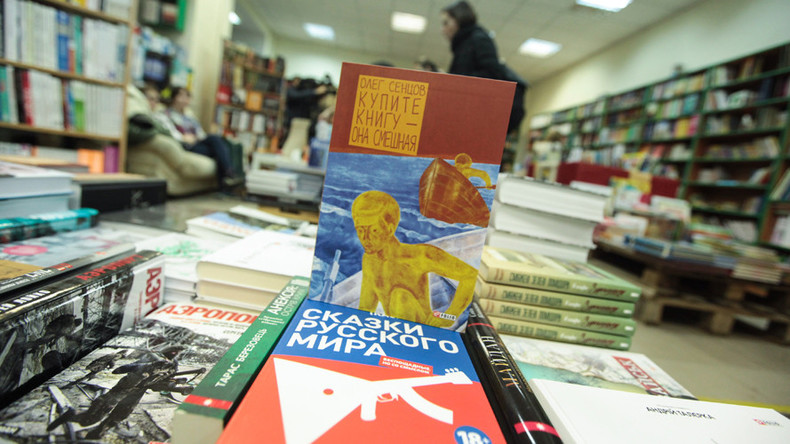 Ukrainian publishers suffering under govt-imposed Russian book ban