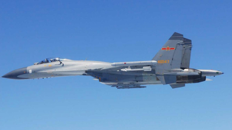 Chinese military approaches technological 'near-parity' with NATO in air domain – think tank