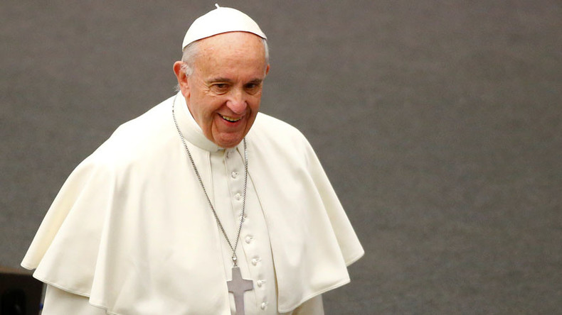 Pope Francis: Indigenous peoples must give consent over activities affecting their lands