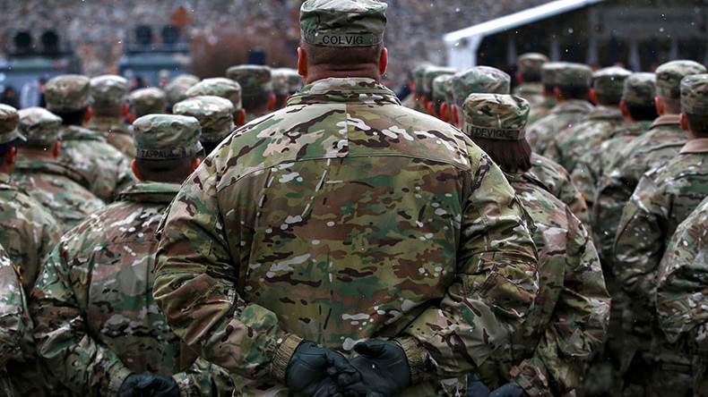 US troops deployed to Bulgaria as NATO boosts Eastern European presence