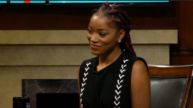 Keke Palmer on Trey Songz incident, 'Scream Queens' & new book