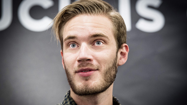 'As if Disney never made Nazi jokes!' Internet defends PewDiePie in 'anti-Semitic' row (VIDEO)