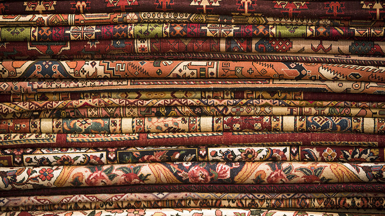 Sales of Persian rugs in US soar with easing of Iranian sanctions