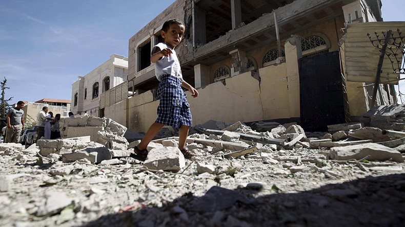 Put Saudi-led coalition back on UN list of child rights abusers, HRW says