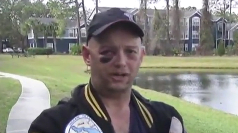 Navy vet attacked for trying to stop turtle torture