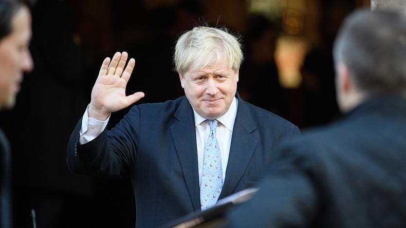 Boris Johnson threatens diplomats with court over £100mn unpaid London congestion bill
