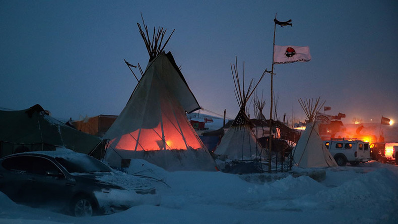 ND governor orders emergency evacuation of Dakota Access protest camp at Standing Rock
