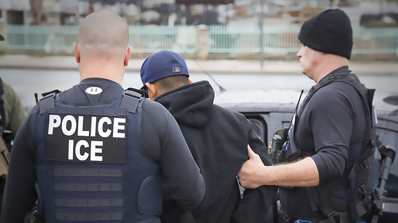 ICE claims detained DACA recipient has gang ties