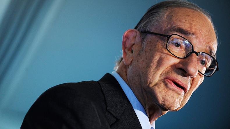 'The eurozone isn't working' - Alan Greenspan