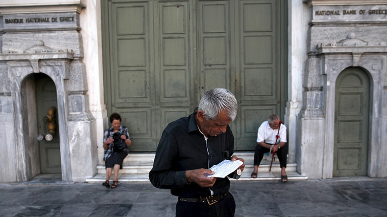 Greece says 'not a euro more' from its austerity-impoverished population