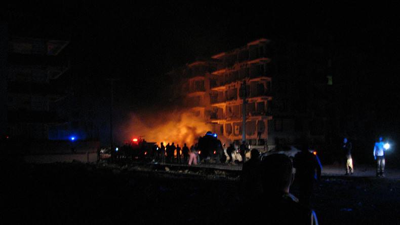 Child killed, 15 wounded in car bomb explosion in southeast Turkey