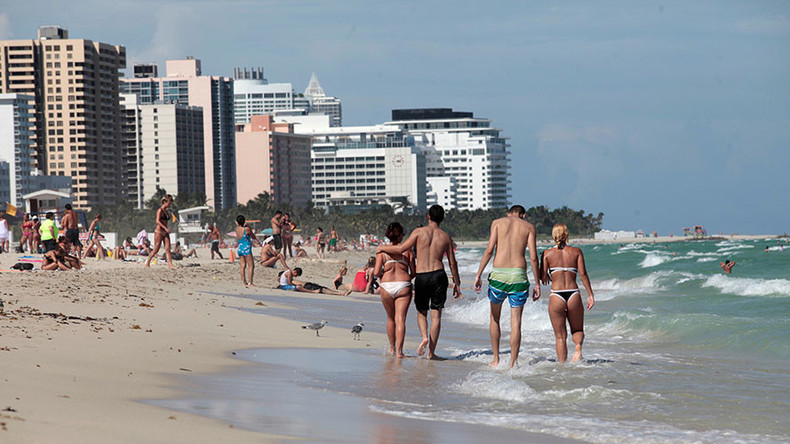 Tax break for 'Sexy Beaches' riles Florida GOP