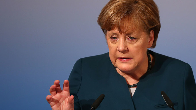 Merkel: Moscow & West have common interest in fighting terrorism