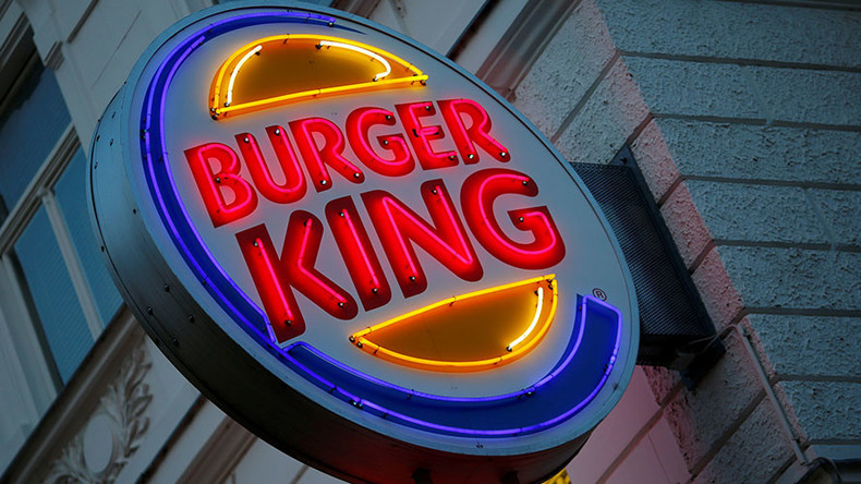 Burger King Russia used rape victim's likeness in social media ad