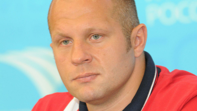 Emelianenko's Bellator 172 main event canceled due to opponent's illness