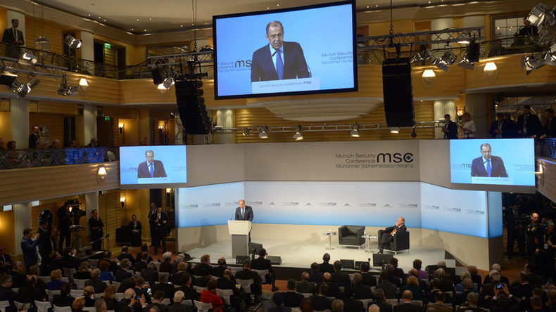 'Post-truth' & 'post-fake' crossroads: Russian FM's top quotes at Munich Security Conference