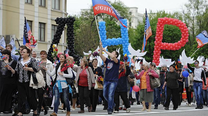 Quarter of Russians back potential recognition of Donbass republics