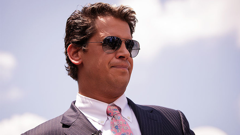 Breitbart's Milo Yiannopoulos triggers social media backlash after 'defending' pedophilia (VIDEO)