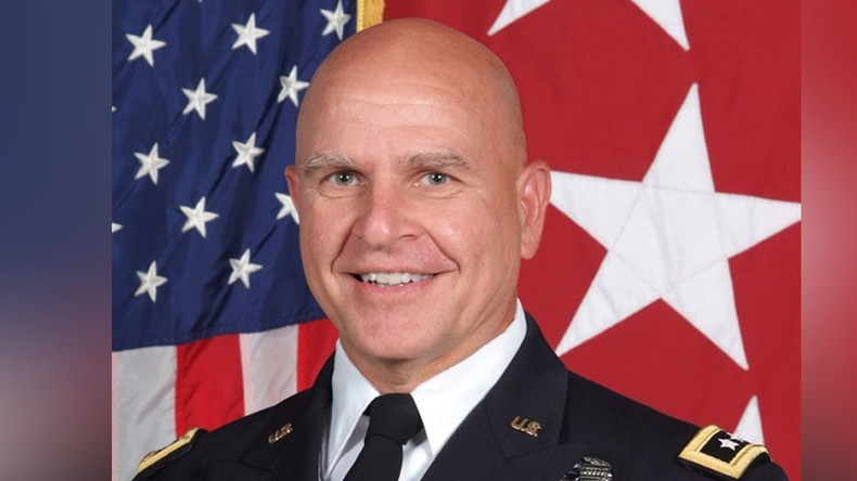 President Trump taps General H.R. McMaster as national security adviser