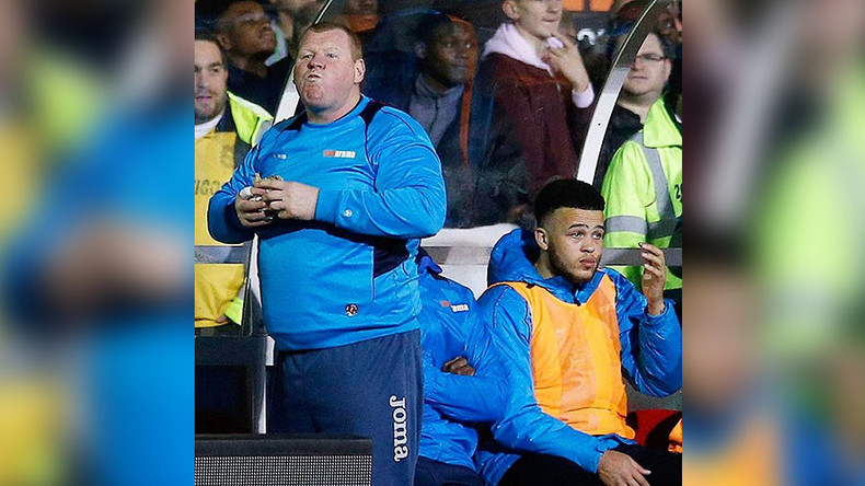 FA Cup goalkeeper's pie-eating leads to gambling probe