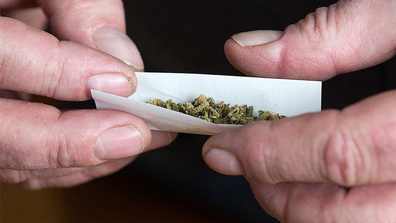 Puff break: Pro-cannabis party fined £23K for stereotypical stoner behavior