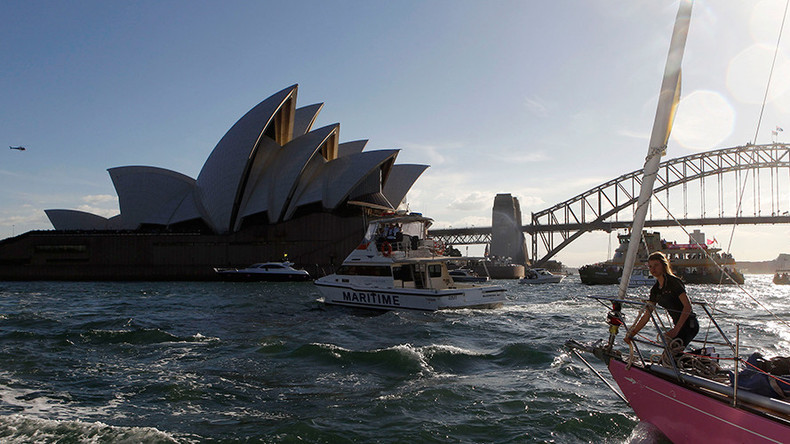 Australia destination of choice for world's millionaires