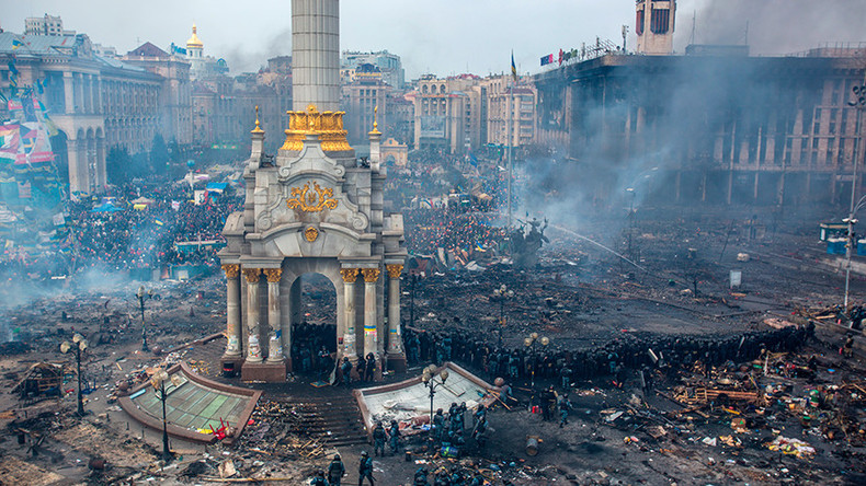 Ex-Ukrainian President Yanukovich calls upon EU, US to investigate Maidan crimes