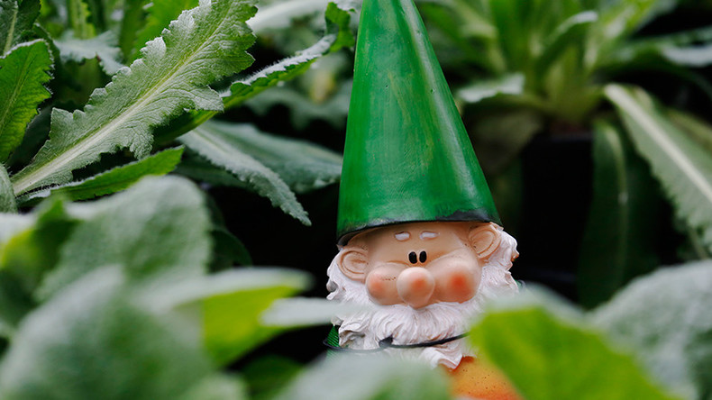 Garden gnomes are disappearing in Britain… and UKIP voters are worst hit