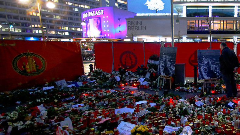2 months later: Berlin mayor finally sends condolences to Christmas market attack victims