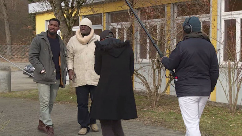 'It's no paradise': Switzerland funds Nigerian TV series to discourage migrants from coming