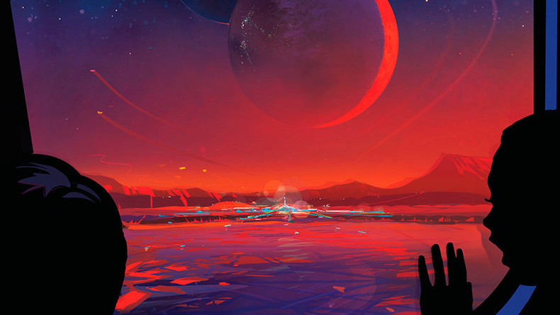 'Exoplanet hop': NASA release epic travel poster to mark landmark discovery (PICTURES)