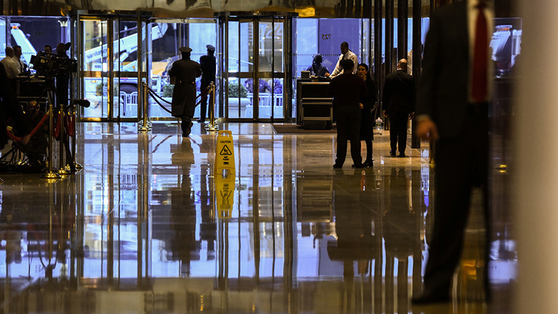 Cost of guarding Trump Tower drops by $10mn, but still huge security nightmare