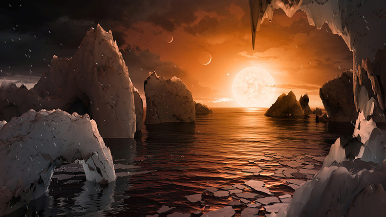 NASA exoplanet discovery 'is just a beginning'