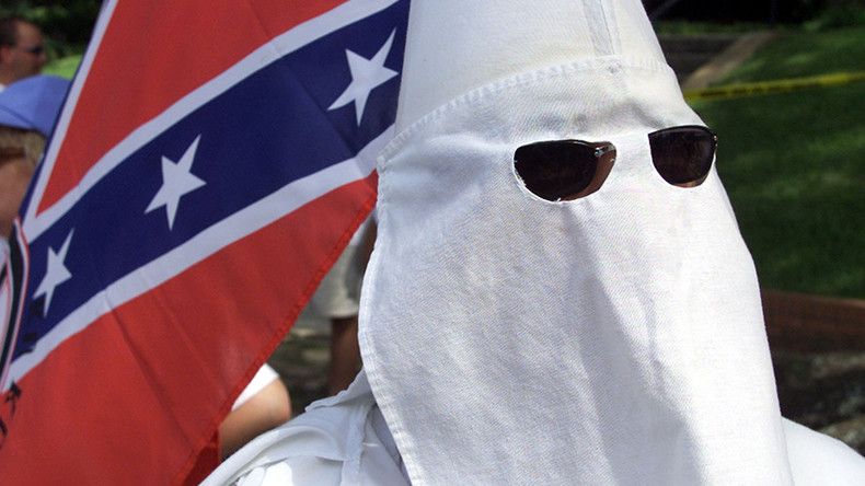Feds sue company that fired black man complaining of intimidation from KKK hood-wearing coworkers