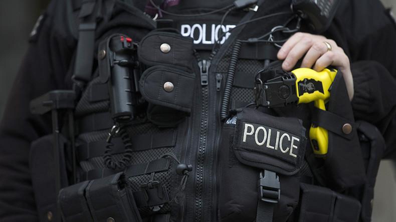 UK police taser blind man after mistaking his cane for a gun