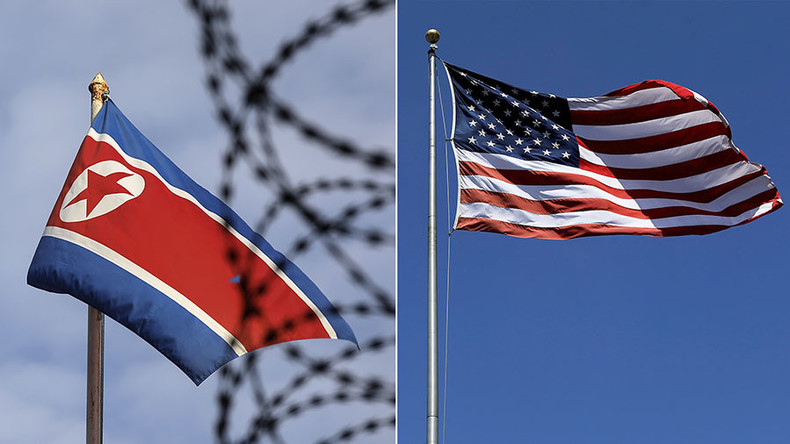 Unofficial US-North Korea talks dropped after State Dept denies visa to top official – report