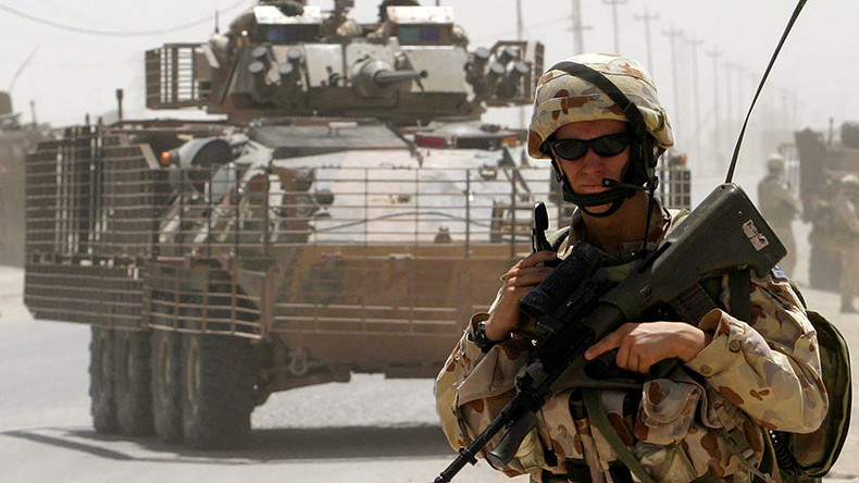 Australia joined 2003 Iraq War solely to boost ties with Bush – army think-tank