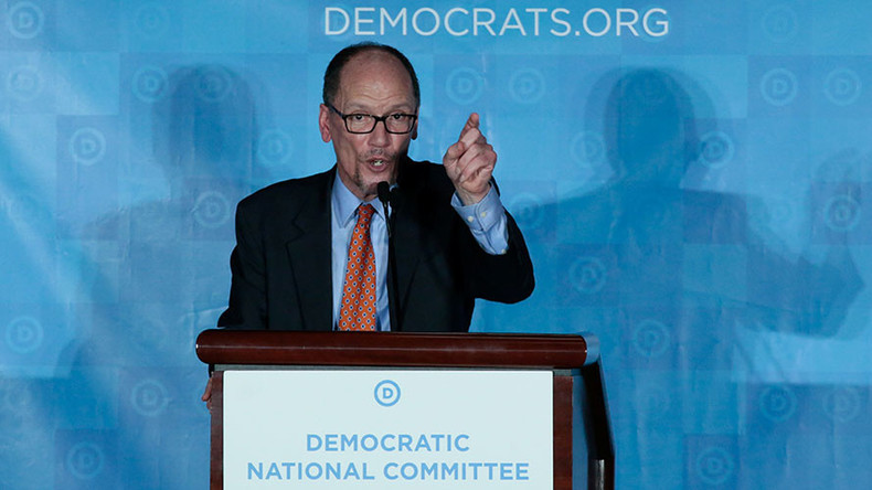 Obama's labor secretary edges out Sanders-backed candidate for DNC chair