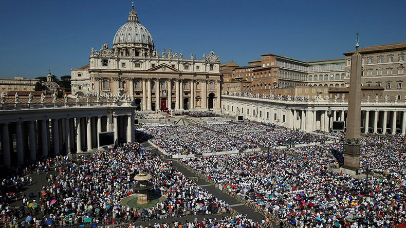 Mass extinction: Vatican embraces science to fight biggest threats to humanity