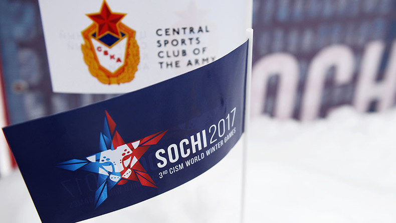 'Best Military World Games in history': Russia's Sochi hosts int'l competition