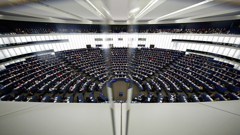 Critics accuse European Parliament of censorship over 'kill switch' to cut racist remarks