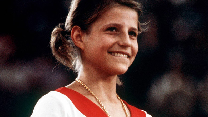 Former Soviet gymnast Olga Korbut sells Olympic medals at US auction