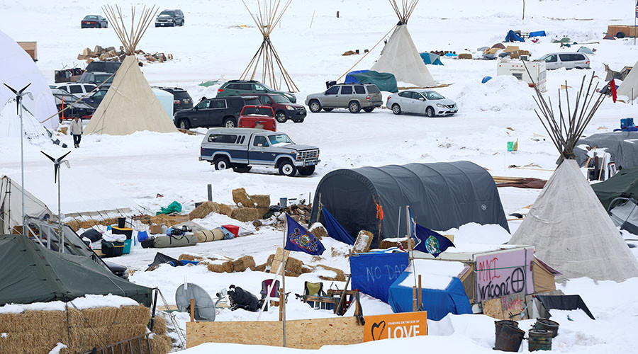 Native Americans vow legal action after proposed suspension of DAPL environmental review