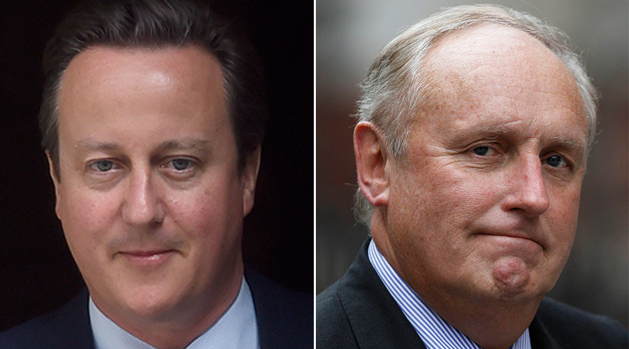 David Cameron took on Britain's most powerful newspaper editor over Brexit while PM ... and lost.