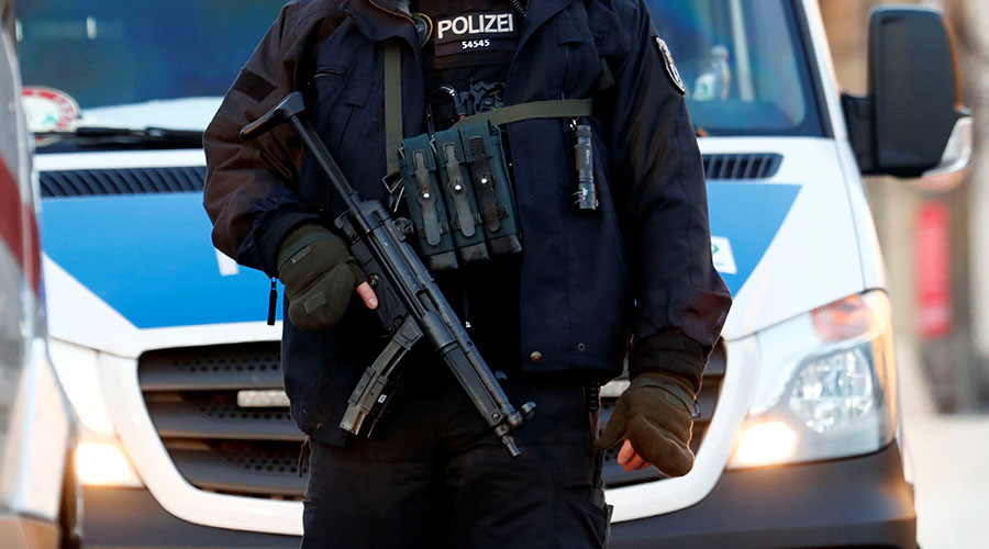 Over 1,000 police officers in central Germany foil 'Islamist network' in massive anti-terror raid