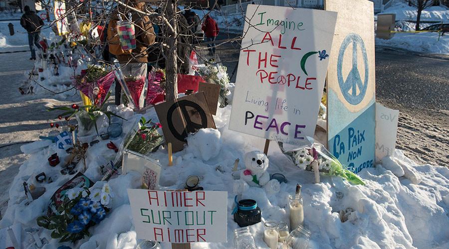 Quebec mosque shooting: Canada has Fox News delete false tweet, fails to press terrorism charges