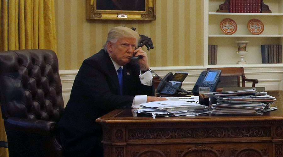 'Worst so far': Trump 'hangs up' on Australian PM after heated call, report says