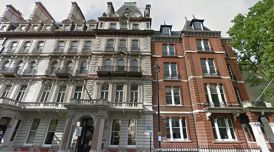 ANAL squatting collective takes over Qatari general's £17mn London townhouse
