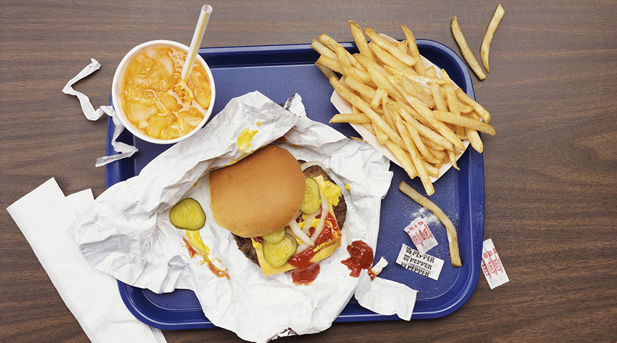 Cancer burger? Fast food wrappers contain carcinogenic chemicals, study says