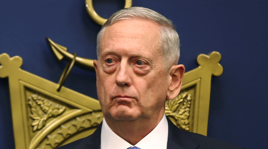 Mattis memo reveals plans for leaner Pentagon, more money to fight ISIS